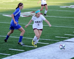 Jenks Girls Soccer